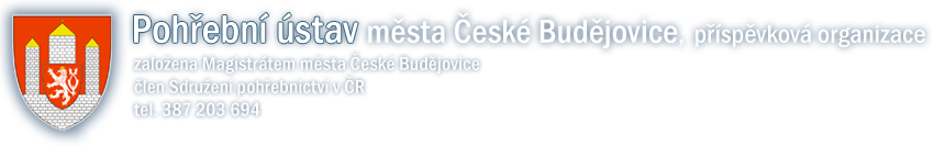 Pohřební ústav města České Budějovice